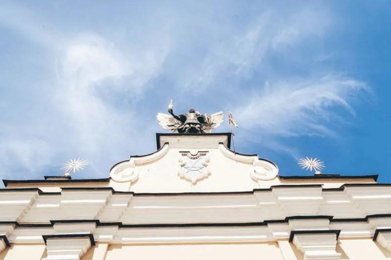 Lash Gate monument kiev ukraine