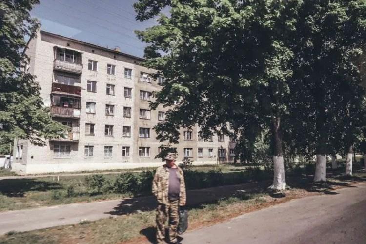 visit Chernobyl city army