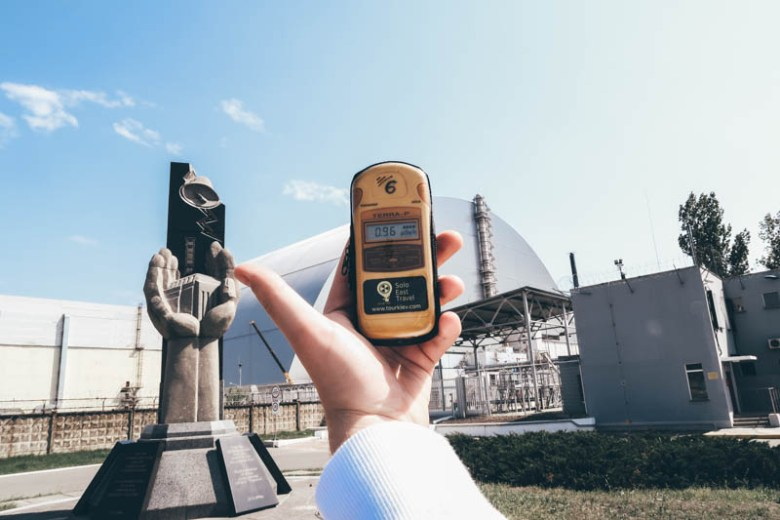 visit Chernobyl nuclear plant