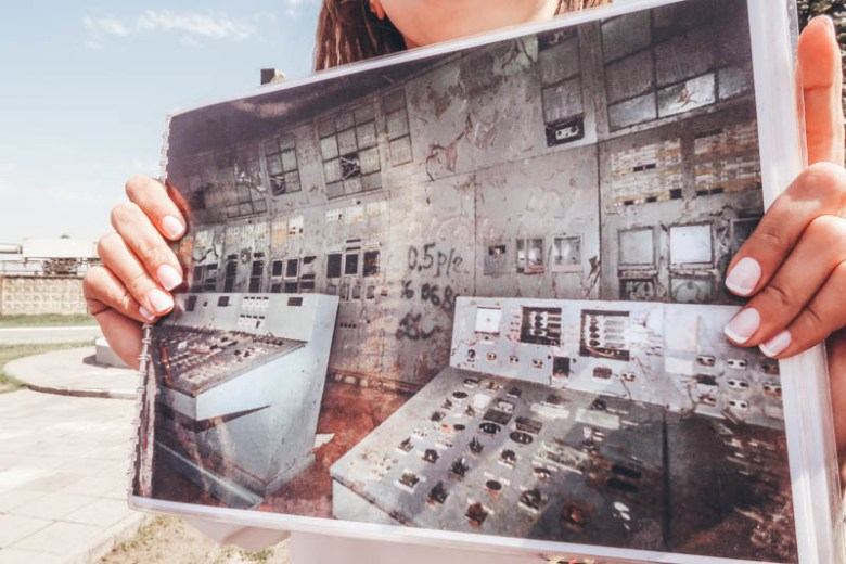 visit Chernobyl nuclear plant