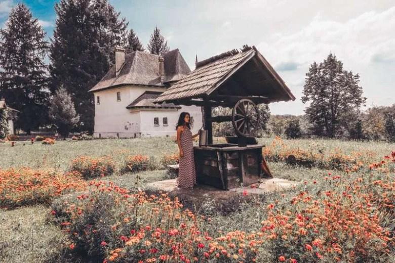 Cula Greceanu heritage trip romania