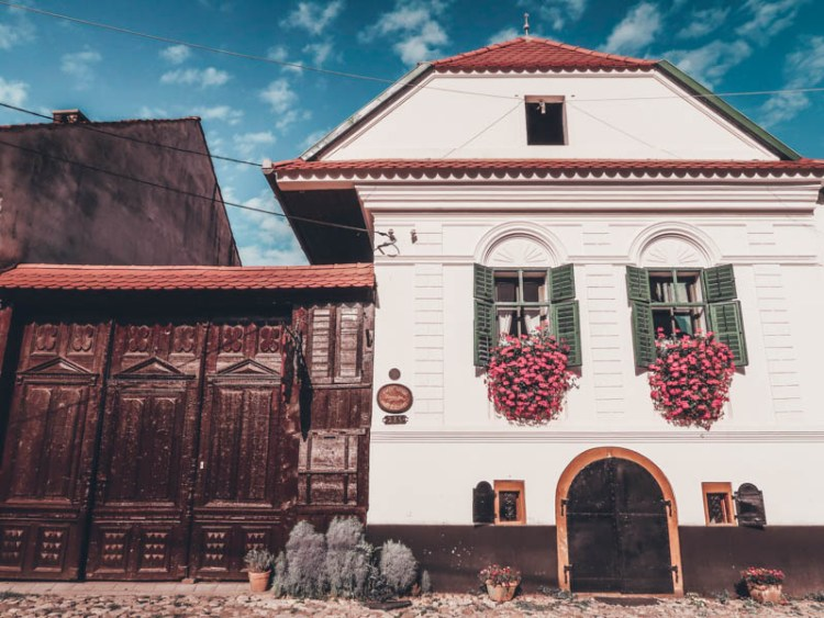 Rimetea village Rametea judetul alba heritage trip romania