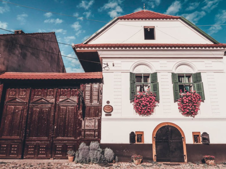 Rametea judetul alba heritage trip romania