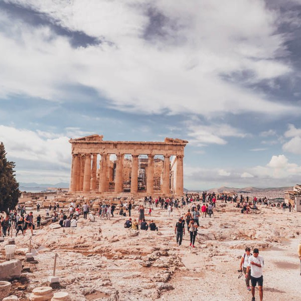 visit acropolis how I spent 7 days in Athens, Greece what is athens famous for