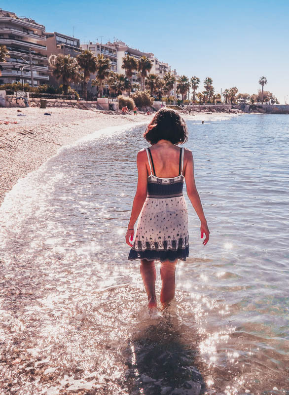 visit athens seaside how I spent 7 days in Athens, Greece
