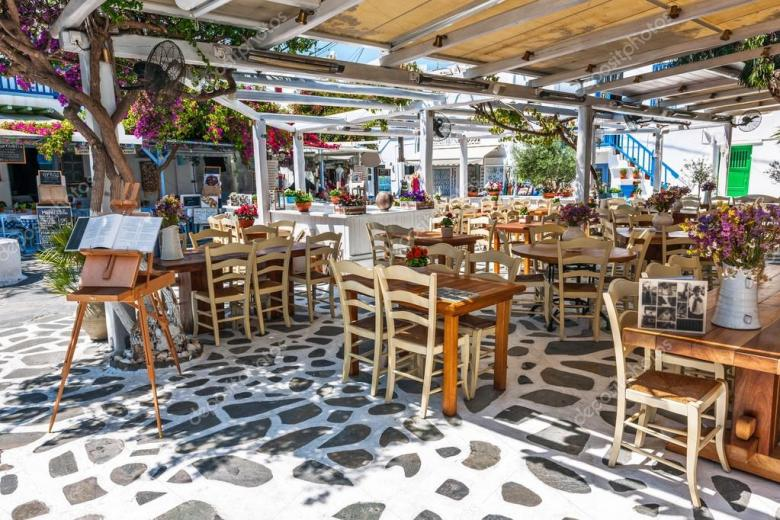 greek taverna what is athens famous for
