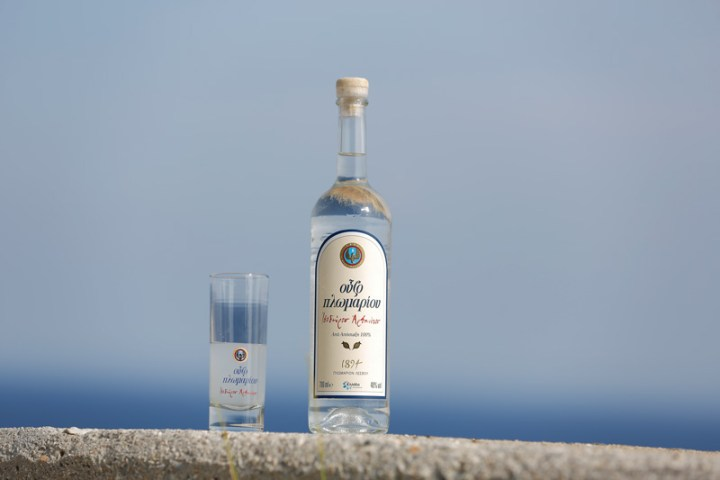 ouzo what is athens famous for