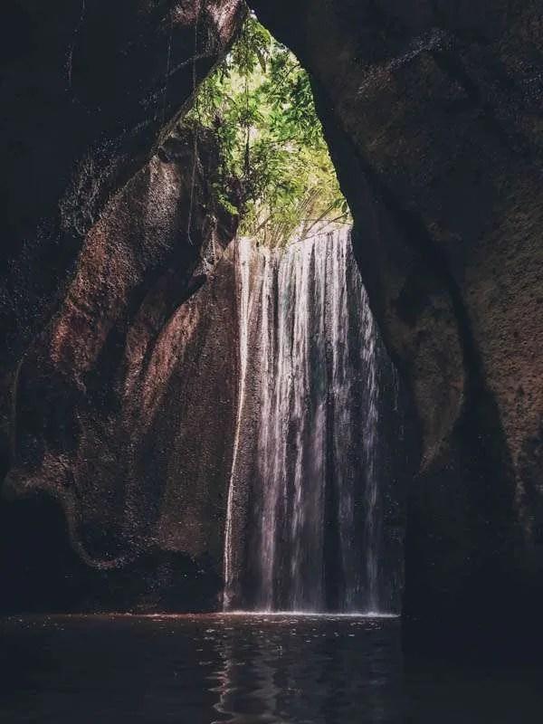 Tukad Cepung Waterfall Discover Ubud, Bali: Things to do in Ubud and around Winning the #TripOfWonders December 2018 - Bali, Indonesia