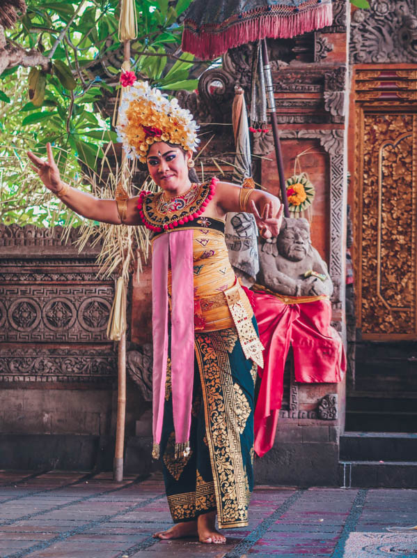 Sahadewa Barong Dance 5-day itinerary in Bali for first-timers