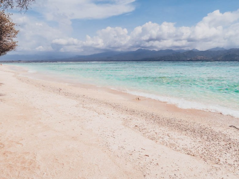 3 days on the Gili islands (base in Gili Air