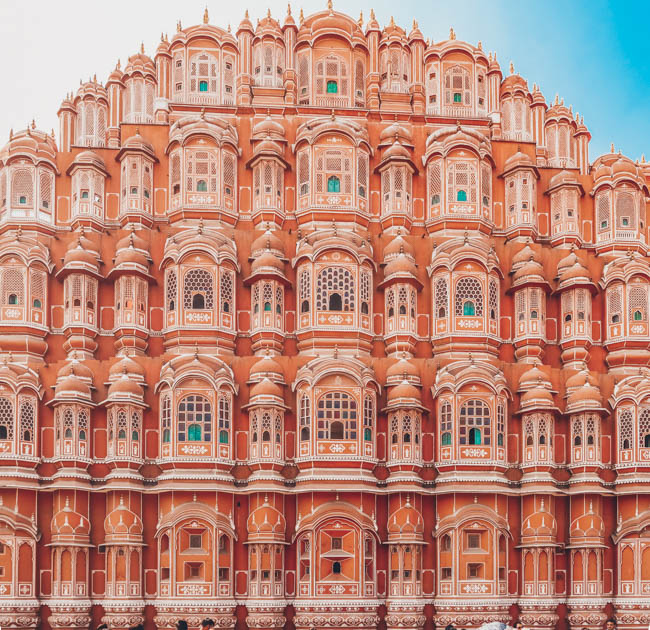 what to do in jaipur in one day hawa mahal