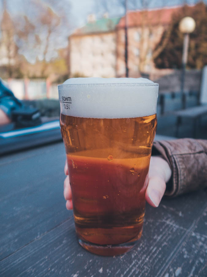 A weekend in Olomouc? Here's a list of things to do in Olomouc beer