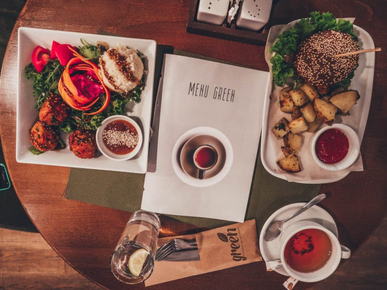 Why do you need to visit Lviv, the western city of Ukraine vegan restaurants