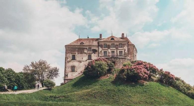 Oleskiy Zamok Visit the castles around Lviv, Ukraine: 1-day road trip from Lviv