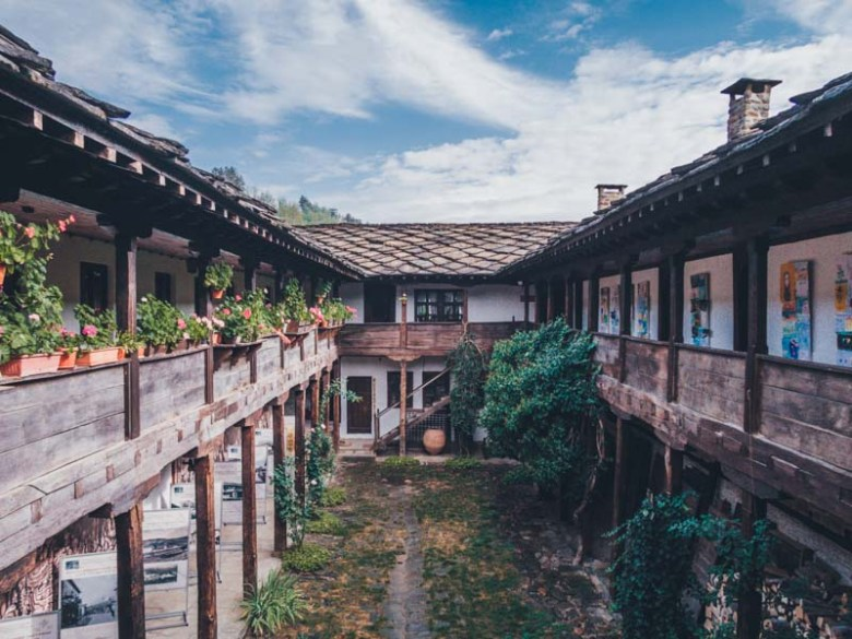 Tryavna's Old School Museum Why you should visit Tryavna, Bulgaria