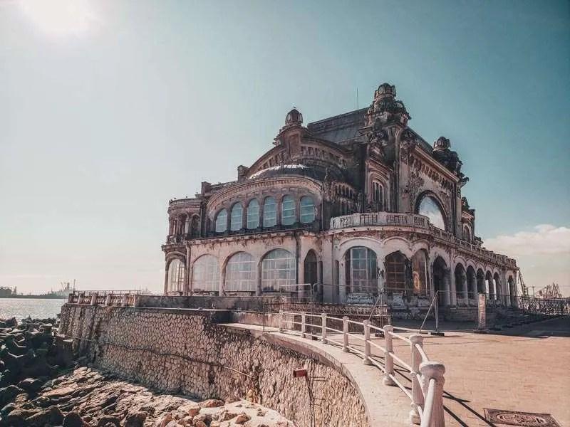 The Casino How to spend 1 day in Constanta, Romania
