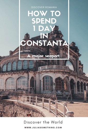 How to spend 1 day in Constanta, Romania