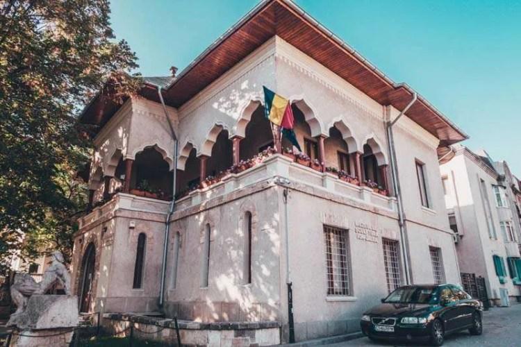 Ion Jalea Sculpture Museum How to spend 1 day in Constanta, Romania