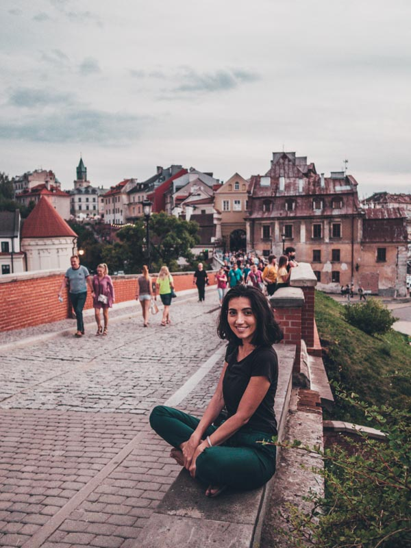 Eastern Europe road trip itinerary 2-4 weeks (Baltic road trip itinerary) Lublin poland