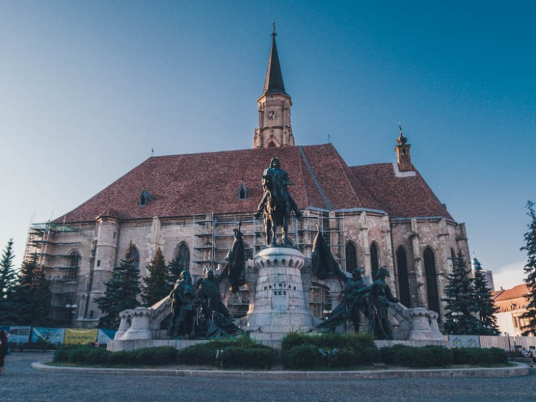 Cluj Napoca Romania Eastern Europe road trip itinerary 2-4 weeks (Baltic road trip itinerary)