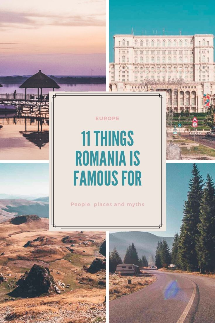 What is Romania known for #romania #europe #cheapdestination #budgettravel