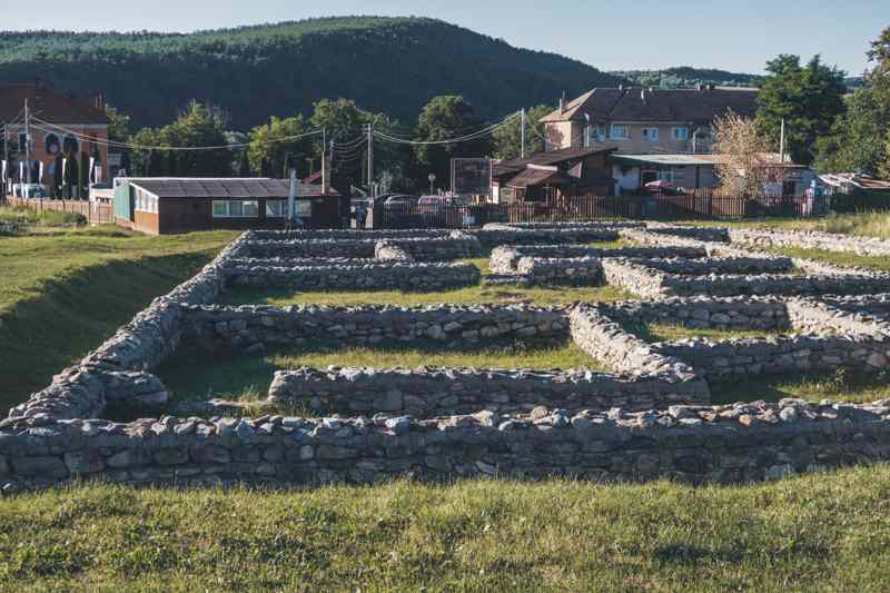 Sarmizegetusa, the Roman Capital of Dacia