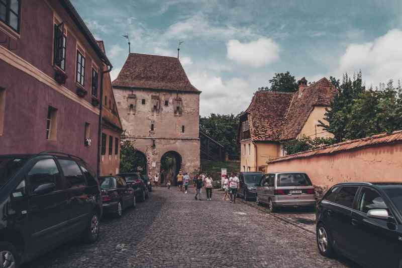 A 5-day Romania road trip: Castles, 2000-year-old ruins and natural wonders Sighișoara