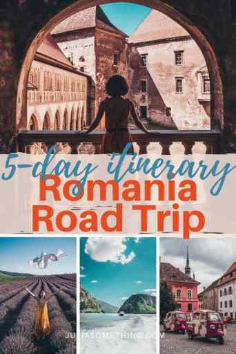 A 5-day Romania road trip Castles 2000-year-old ruins and natural wonders optim