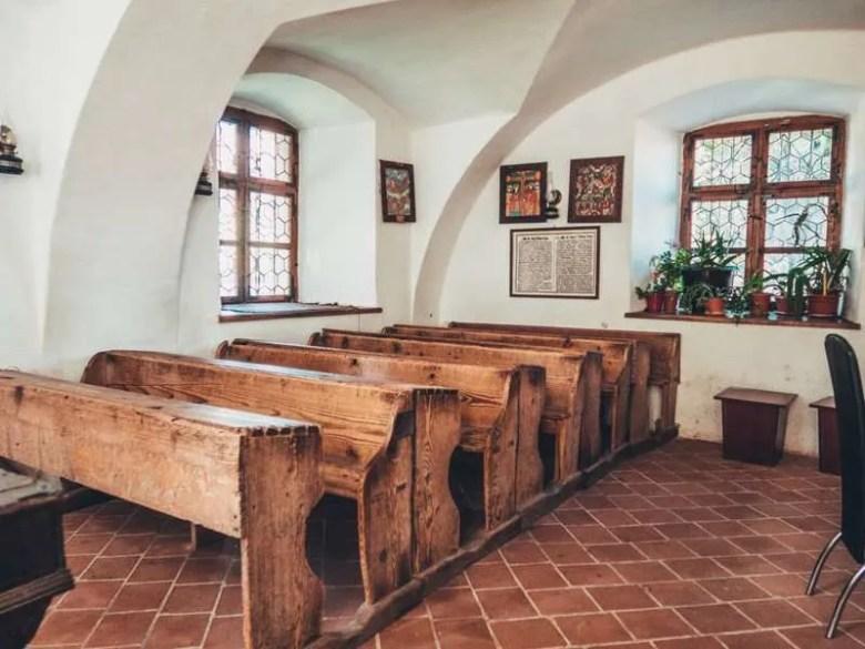 Prima Școală Românească (First Romanian School) Top 11 things to do in Brasov, Romania