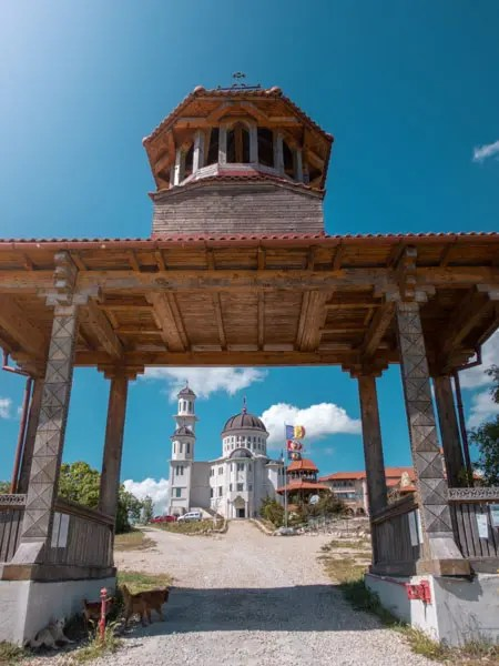 Manastirea Casian What to see in Dobrogea, Romania on a 3-day road trip from Bucharest