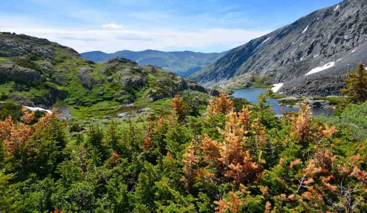 13 Breckenridge, Colorado Best places to visit in September in the USA