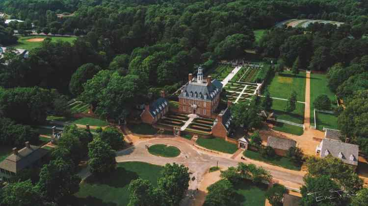 22 Williamsburg, Virginia Best places to visit in September in the USA