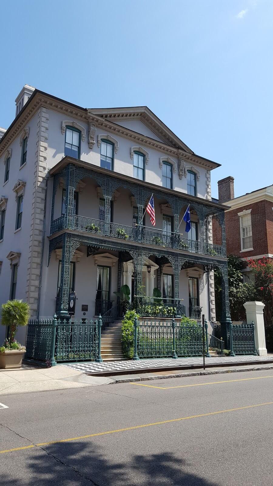 John Rutledge House Bed and Breakfast in Charleston - George Washington stayed here