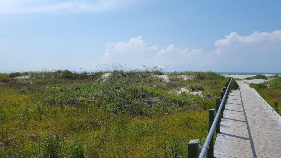 Sullivan Island Beach