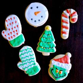 5 Cooking with Carlee - Go To Sugar Cookie Recipe