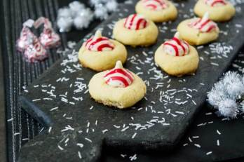 58 Candy-Cane-Hershey-Kiss-Cookies-Recipe