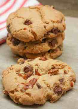 87 Back to My Southern Roots Chocolate Chip Pecan