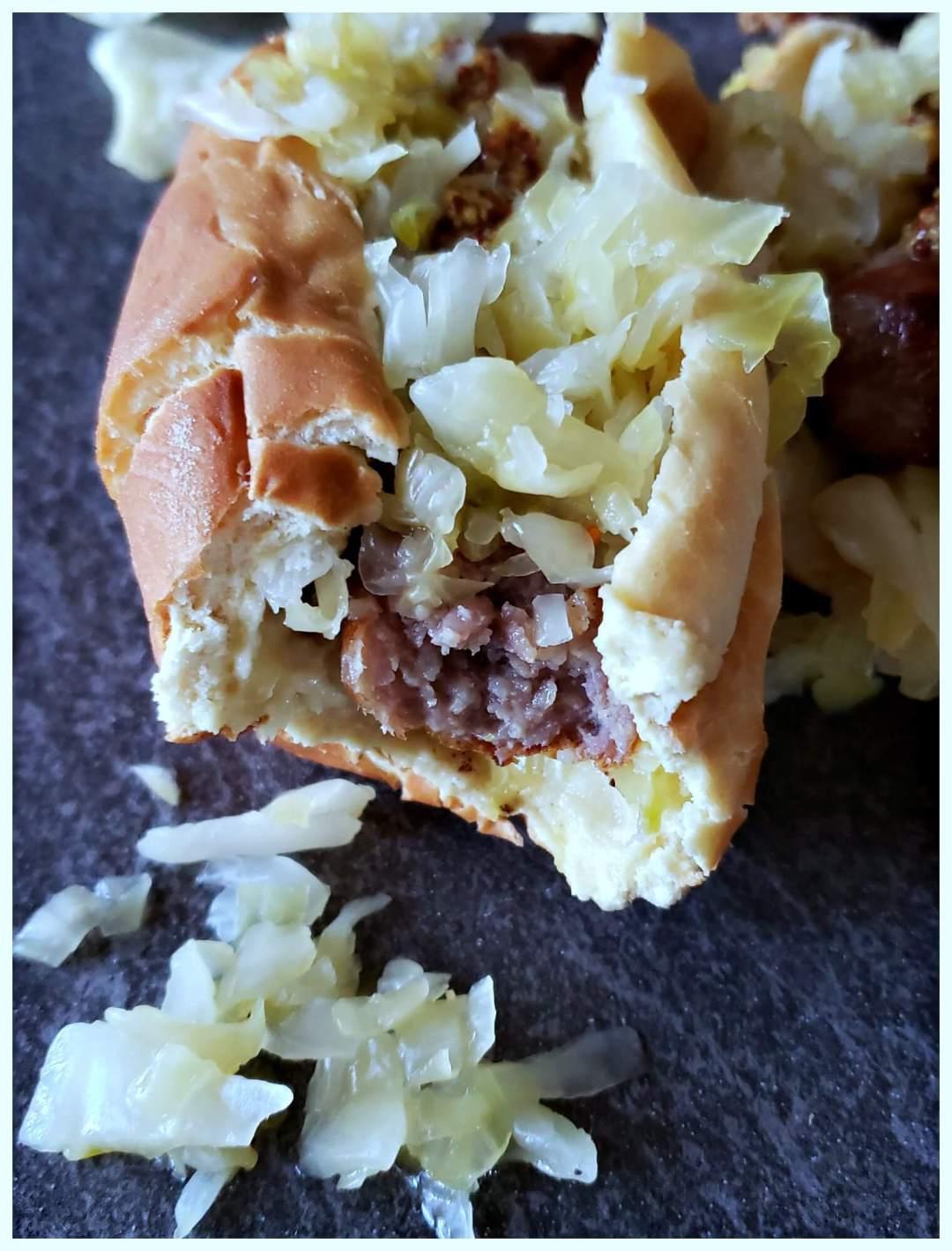 Incredible bratwurst recipe