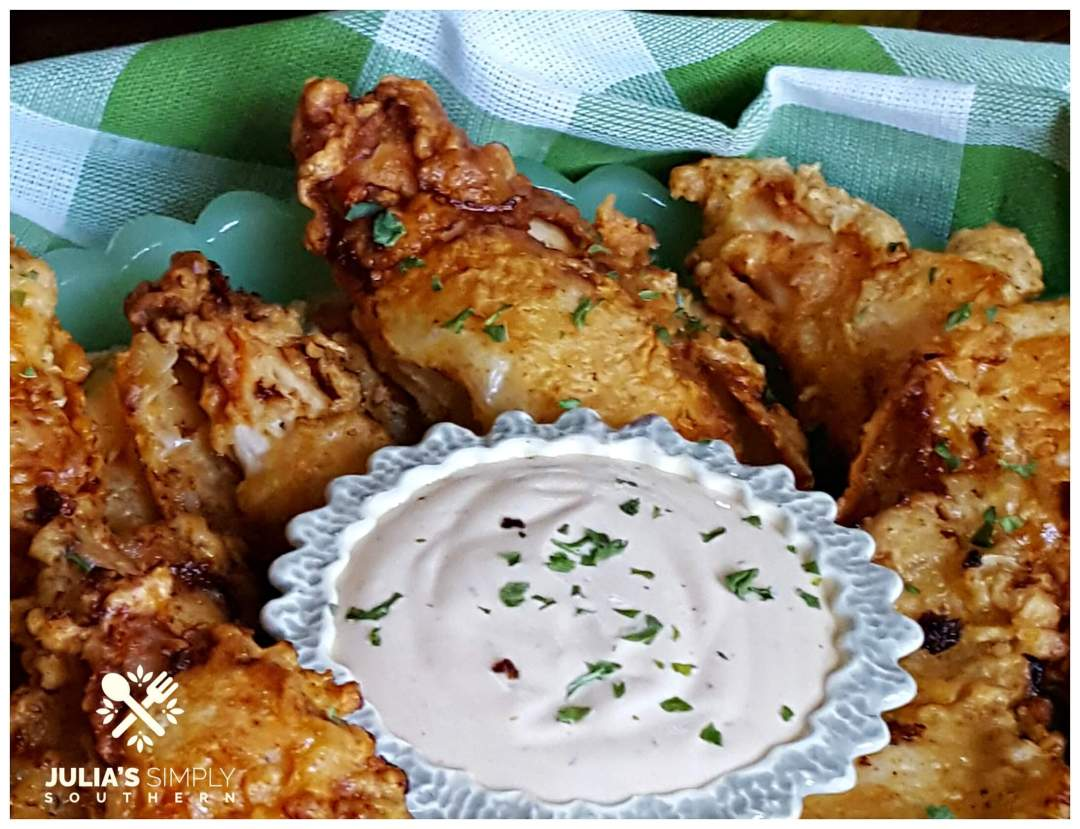 Dill Pickle Dipping Sauce