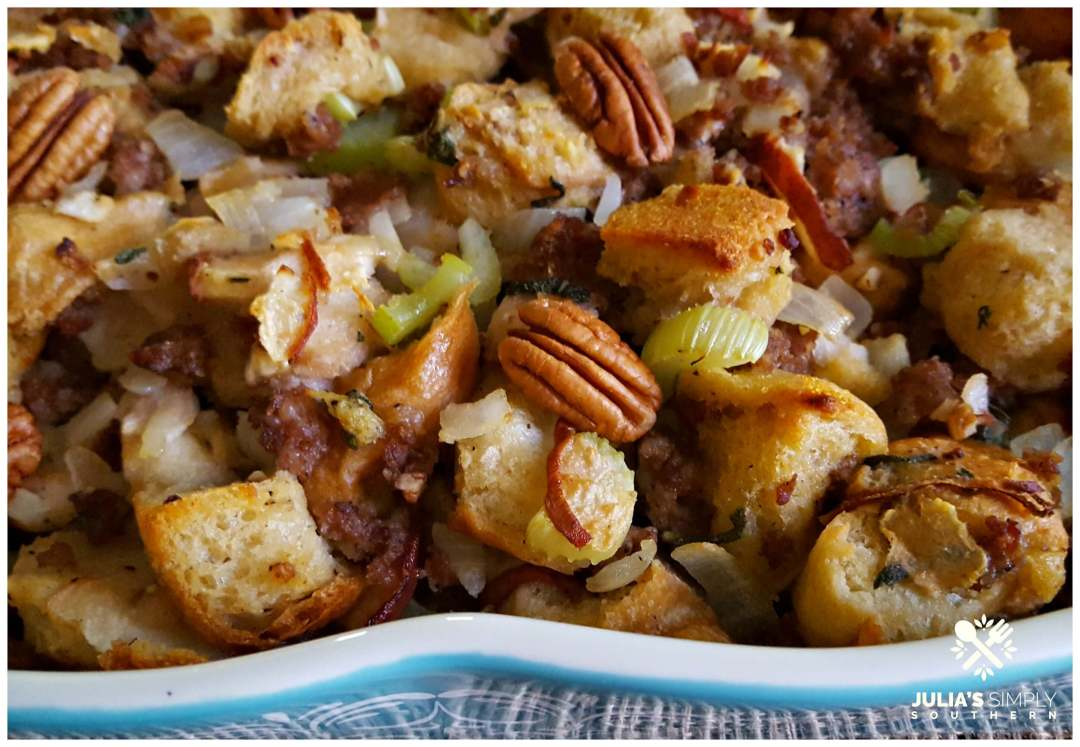 How to make stuffing for Thanksgiving or Christmas