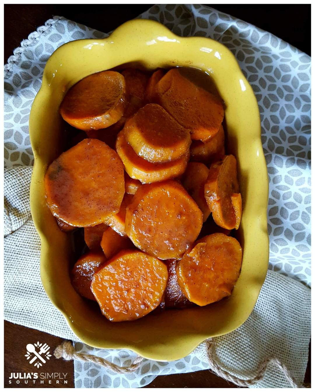 How to make homemade candied yams for the holidays