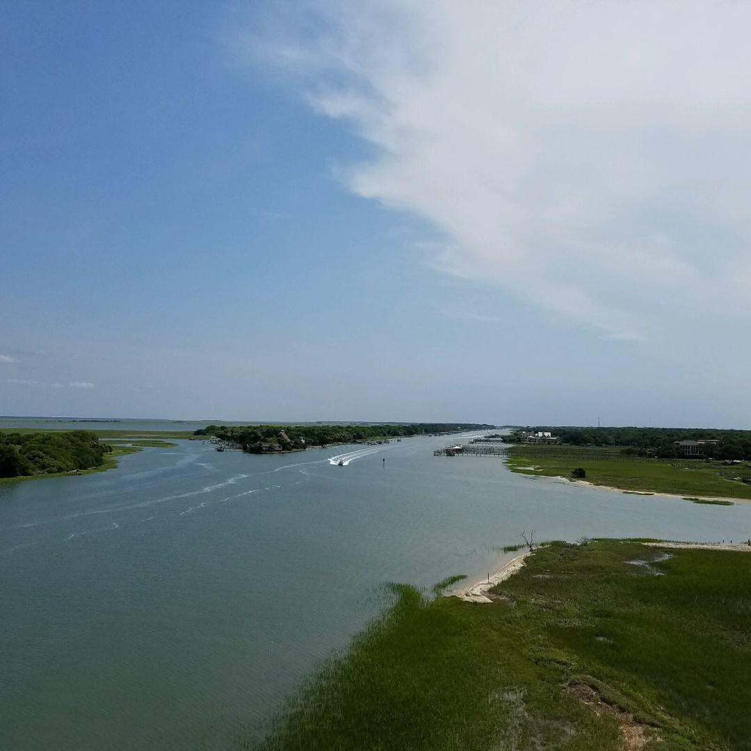 SC waterways - lowcountry Charleston