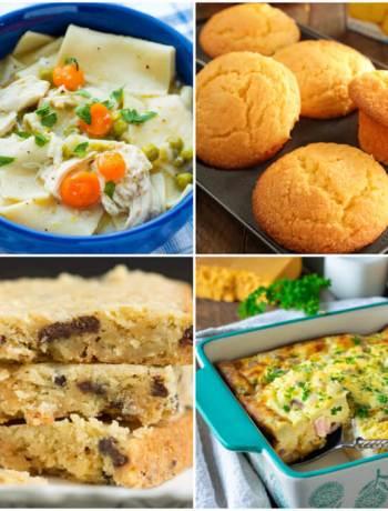 Virtual Recipe Swap - Meal Plan Monday 198