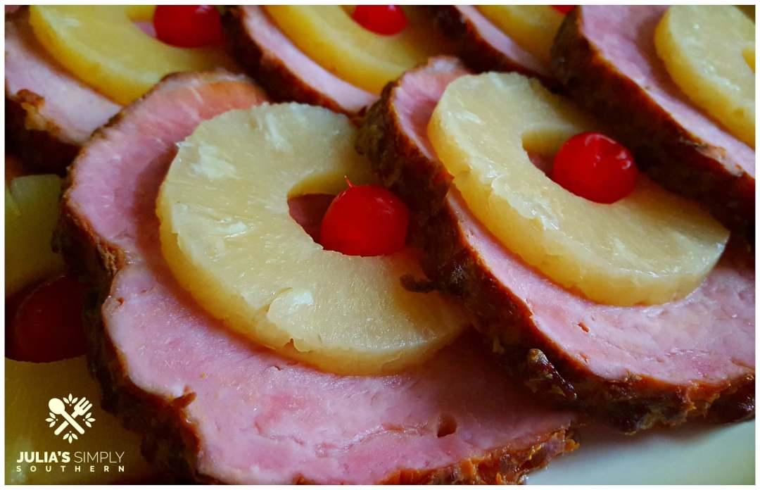 Pineapple and Ham