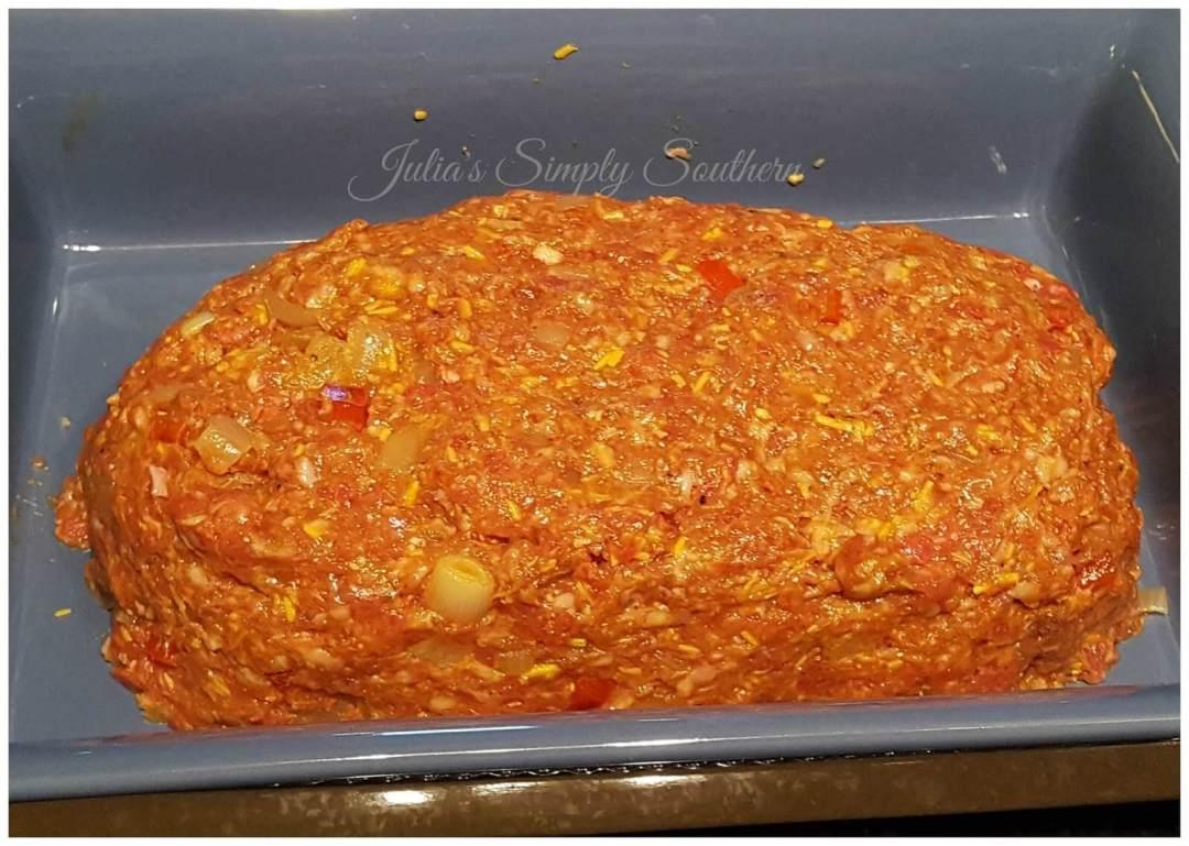 Delicious meatloaf recipe