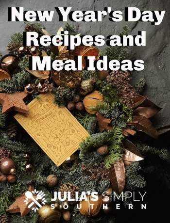 Lucky Food for the New Year 2020 - Southern new years day food recipes