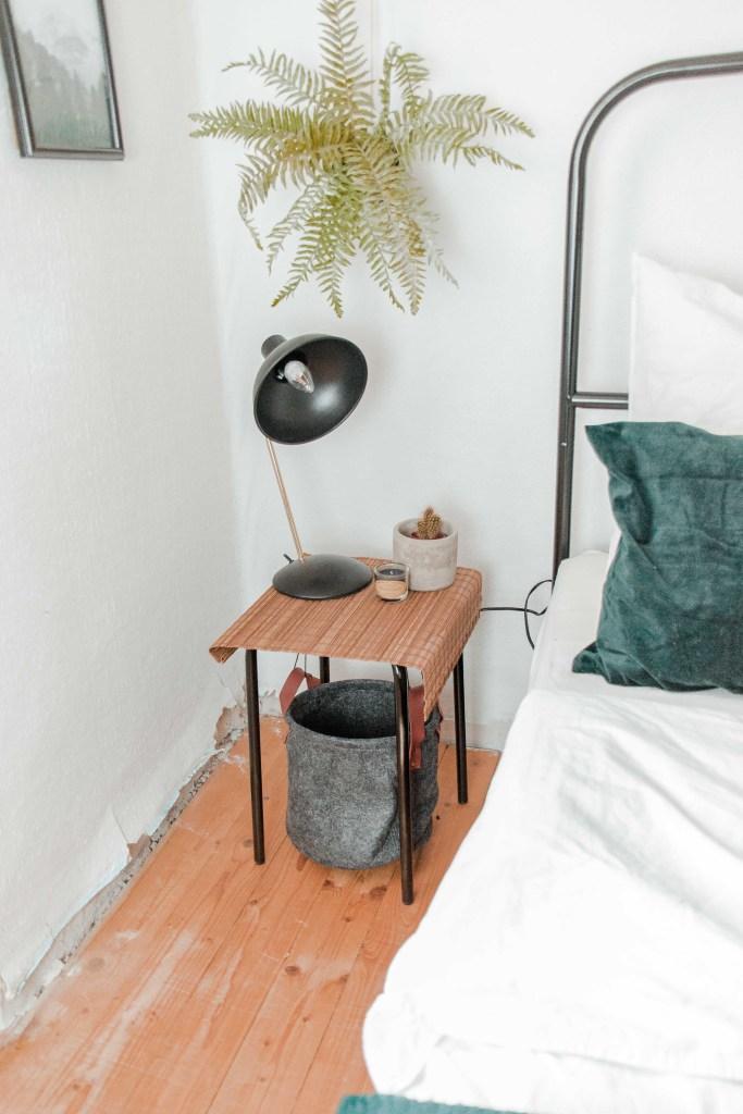 DIY Nachttisch Ikea hack