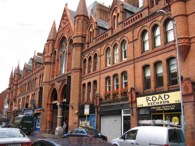 Georges Street Arcade, Dublin