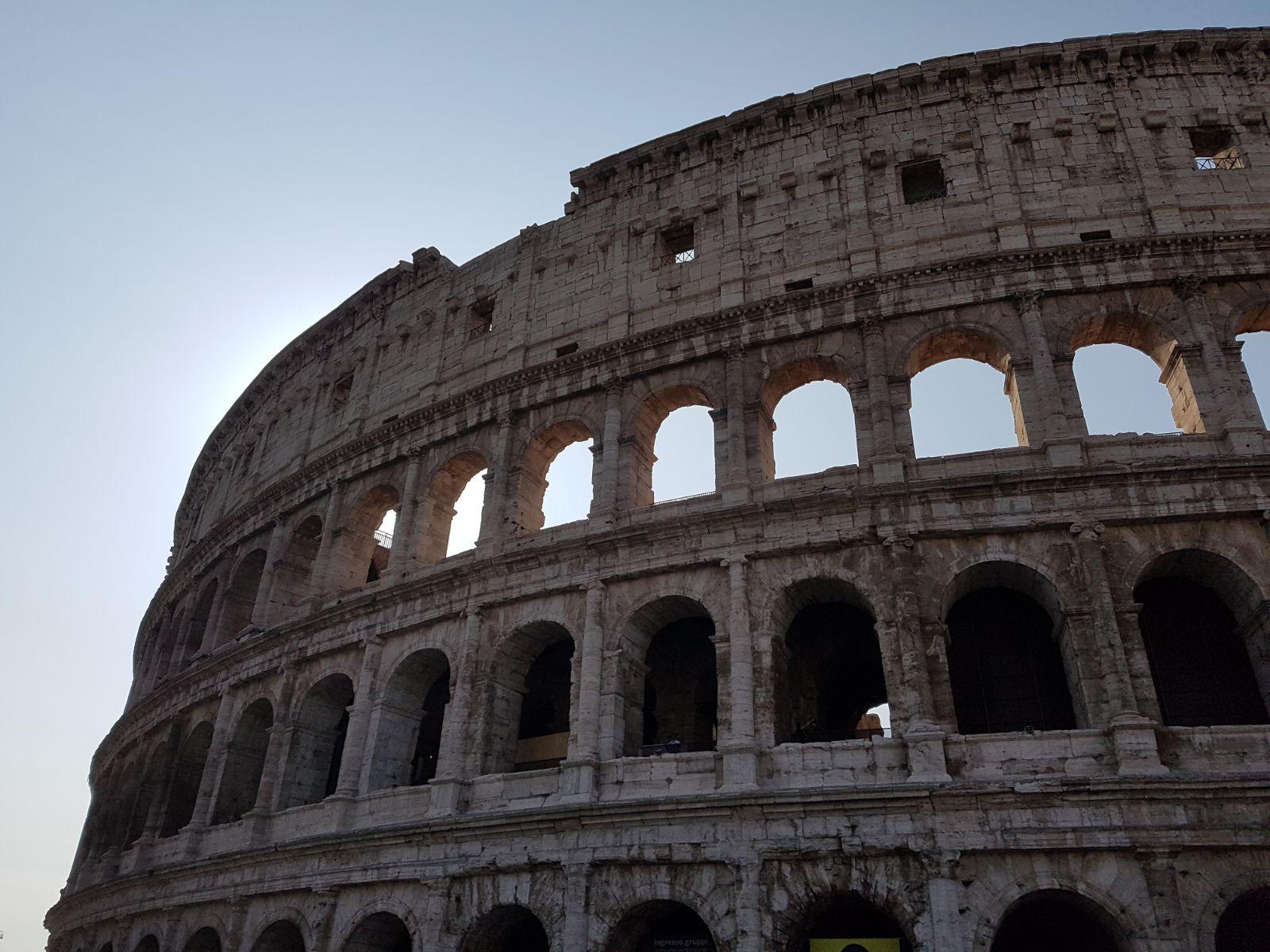 Colisée, Rome