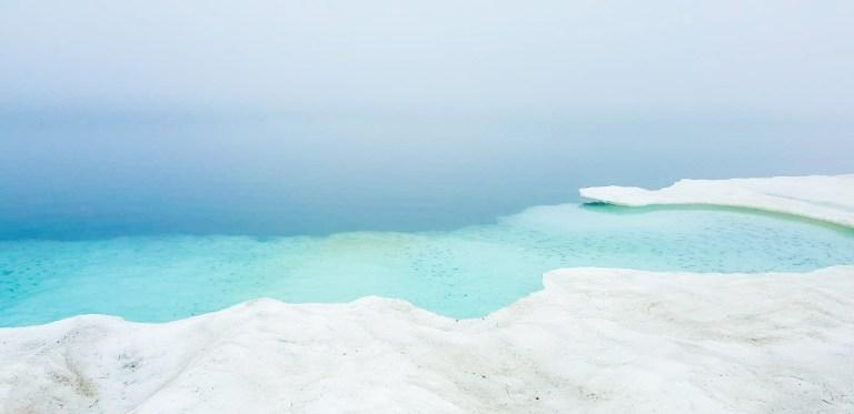 Lac sans fond